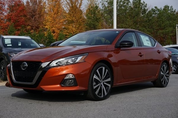 Atlanta Luxury Motors Newnan >> 2020 Nissan Altima 2 5 Sr